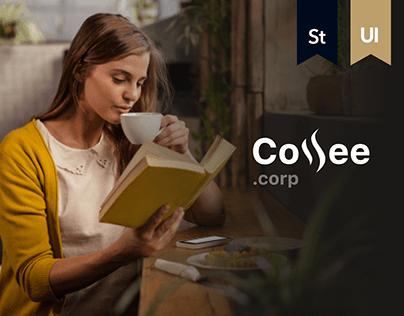 Coffee.corp mobile app
