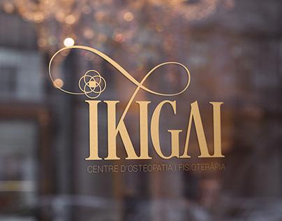 Ikigai Logo Design