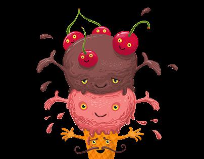 Ice Cream Circus