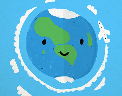 Children's Calendar Illustrations 2020