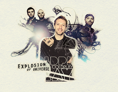 Coldplay - Explosion of Universe
