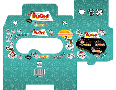 Packaging : Toy line