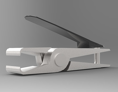 Redesigning Nail Clipper