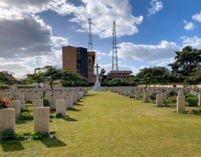 Commonwealth war graves - Alex