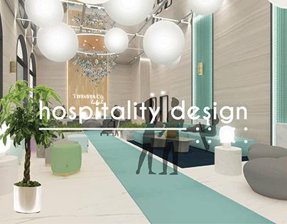hospitality - tiffany & co.