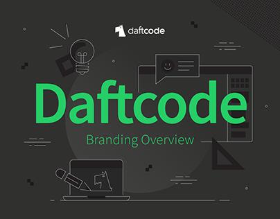 Daftcode – Branding Overview