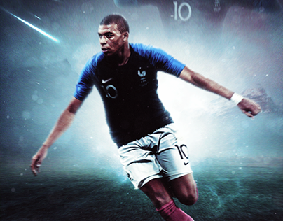 Kilyan Mbappe - Golden boy
