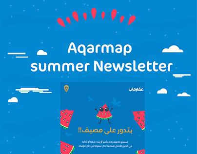 summer social media campaign