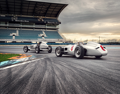 2017 Mercedes-Benz AMG DTM Motorsport Calendar