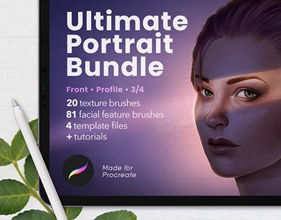 Ultimate Bundle Procreate By:Genevieve's Design Studio