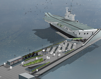 Adaptive Re-Use : An Aircraft Carrier