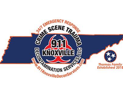 911 Knoxville Crime Scene Trauma Decon Services LLC