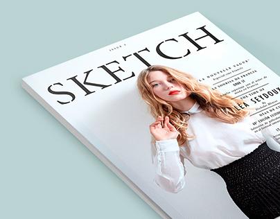Sketch Magazine