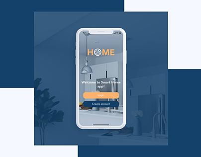 HOME - IOS Smart Home App