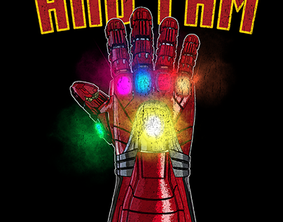 And I Am Ironman