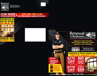 Advertising/Direct Mail