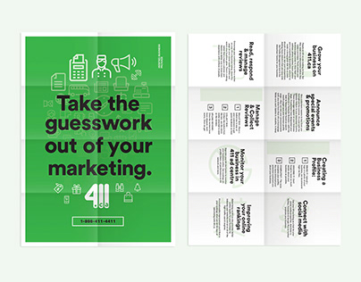 411.ca - Brochures & Sales Sheets
