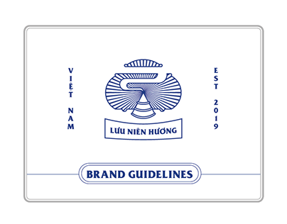 Luu Nien Huong / an incense brand