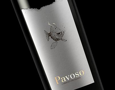 Pavoso - Wine Label Design
