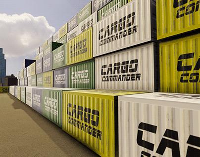 Cargo Commander: VR Game