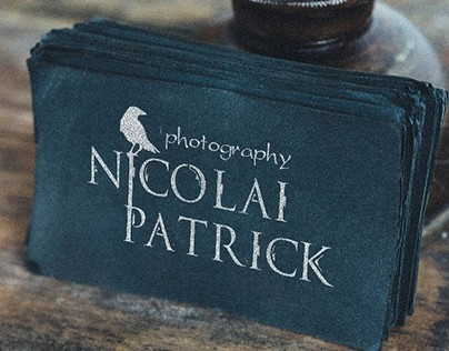 Logotype for Photographer