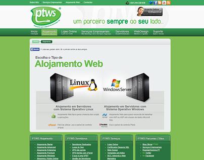PTWS - Domínios e Alojamento Web