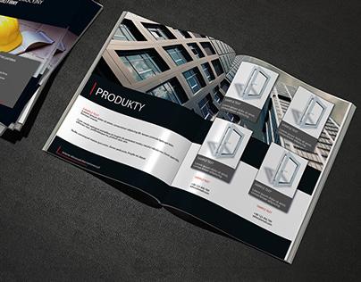 Folder Promocyjny / Ulotka