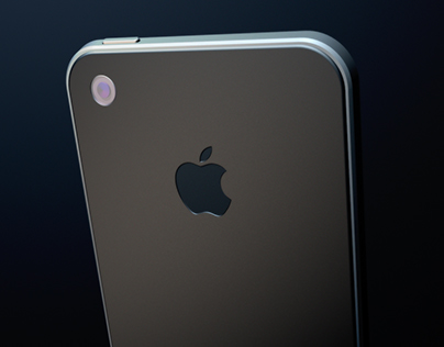 iPhone Concept on C4D