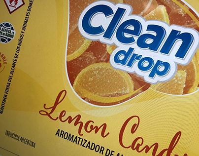 Clean Drop Aromatizador de Ambientes