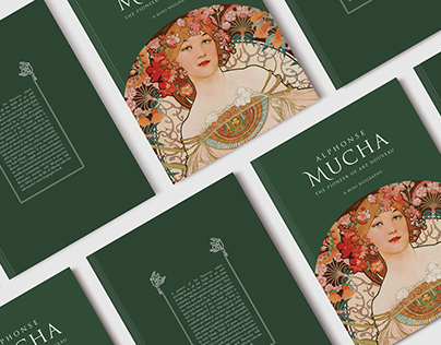Biography Tribute: Alphonse Mucha