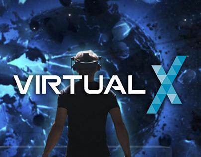 """Anuncio Virtual X - """"Experimenta Nuevas Realidades"""""""