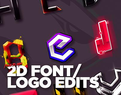 2d Artworks / Logos