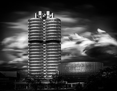 The BMW four-cylinder