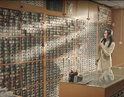 HKTB - Sham Shui Po. Treasures of the heart films.
