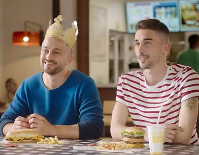 Burger King / Expertos / Film + Digital