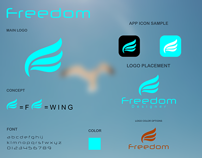 F WINGS FREEDOM