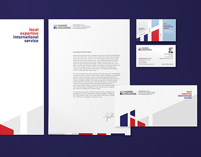 Hanoi Housing Brand Identity