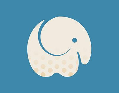 "Rebranding ""Un Elefantino a Pois - Kid's Concept Store"""