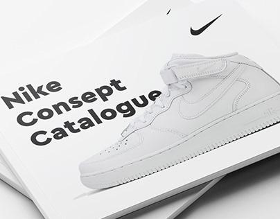 """Nike"" Catalogue"