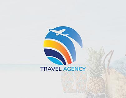 Travel Tour Agency Logo Template