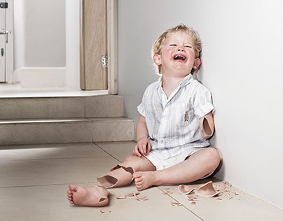 Porcelain Child