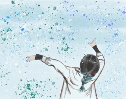 Dancing in color