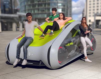 TEEMO - Autonomous teenage mobility