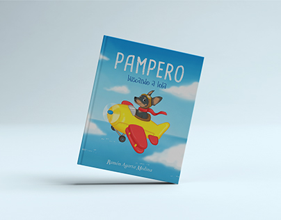 Pampero Book Cover