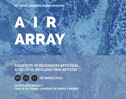 Art Motile - AIR Array Events