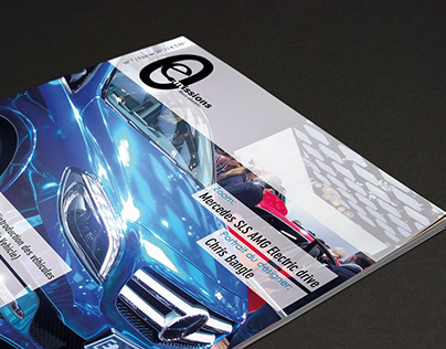 Zero Emissions - Magazine covers