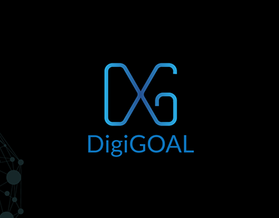 DigiGoal LOGO Design
