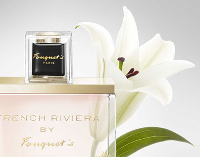 Fouqet's perfume website & video animations