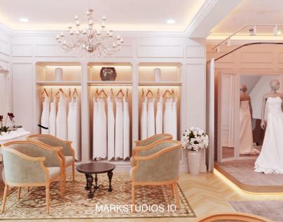 Ernade Boutique Interior
