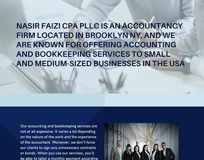 Find an Accountant For Small Business in Brooklyn